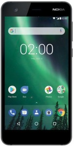 Nokia 2 (Pewter/ Black, 8 GB)