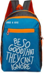 Chris & Kate CKB_106AI Waterproof School Bag