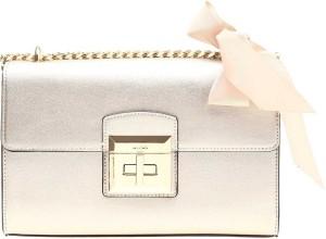 74ffabc58c26 ALDO Shoulder Bag Silver Best Price in India