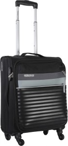 American Tourister Lisbon Expandable  Cabin Luggage - 22 inch