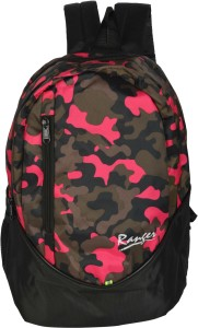 Ranger New Military bag, School bag, Pink backpack Waterproof School Bag