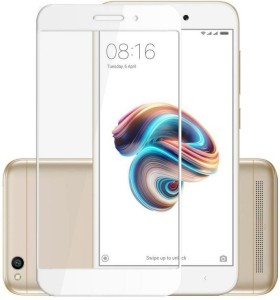 Hupshy Tempered Glass Guard for Redmi 5A