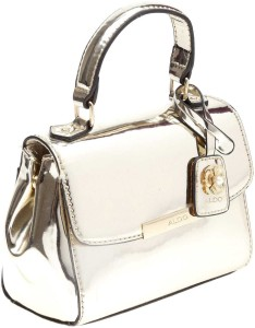 905210f9d68 ALDO Hand held Bag Gold Best Price in India