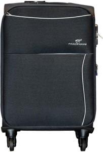 Princeware JETDLX Expandable  Cabin Luggage - 22 inch