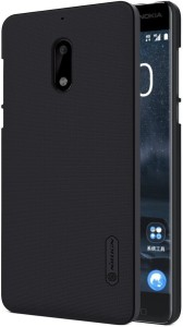 Nillkin Back Cover for Nokia 6 Frosted Hard Dotted