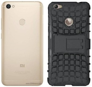 crushacc Back Cover for Xiaomi Redmi y1/Mi y1 Lite