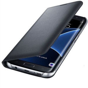 separation shoes cfd1b 451a7 Studoz Flip Cover for Gionee M7 PowerBlack, Artificial Leather