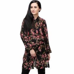 Sadatapan Floral Print Women Tunic