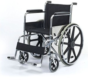 65d5647a492 TRM Folding Mag Wheels Self Drive Manual WheelChair Manual Wheelchair (  Attendant-propelled Wheelchair Self-propelled Wheelchair )