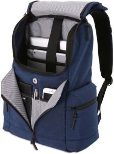 c074c97d5120 Swiss Gear 5753 LAPTOP BACKPACK 25 L Laptop Backpack Blue Best Price ...