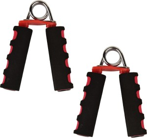 Arrowmax Hand Grips with soft cushions grip (Pack of 2) , Multicolor By Krasa Hand Grip