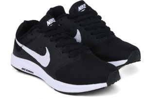 6a76f9f07a4d4 Nike WMNS Nike DOWNSHIFTER 7 Running Shoes For Women Black White ...