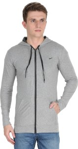 BIS Creations Full Sleeve Solid Men Sweatshirt