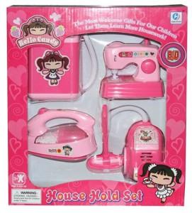 Emob Set Of 4 Multifunctional Home Appliances Pretend Play Kitchen Set For Kids