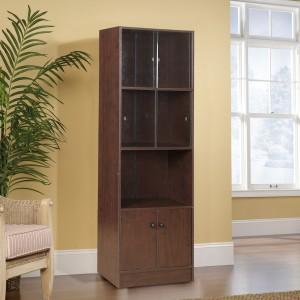 HomeTown Engineered Wood Semi-Open Book Shelf