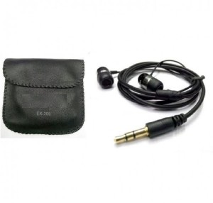ASF EX-200 Earphones for sony Metal Bass Handsfree stereo Headphones 3.5mm Jack Headset with Mic