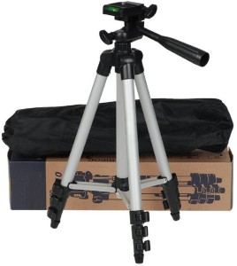 creto best quality professional full length tripod with free mobile holder & tripod bag Tripod