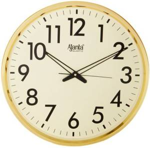 Ajanta Analog Wall Clock