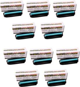 JK Toners 88A Black Toner Cartridge Compatible for HP LaserJet - P1007, P1008, P1106, P1108, M202, M202n, M202dw, M126nw, M128fn, M128fw, M226dw, M226dn, M1136, M1213nf, M1216nfh, M1218nfs Single Color Toner