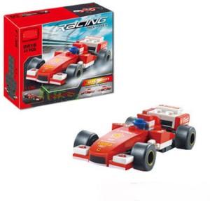 Montez Racing Pacemaker 2216 41pcs DIY Block Construction Pull Back Car