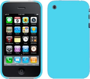 MV Back Cover for Apple iPhone 3GS