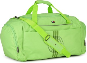 9b8dfaa6b Tommy Hilfiger ATHENS Travel Duffel Bag Green Best Price in India ...