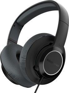 374708b293d SteelSeries Siberia P100 Headset with Mic Black Over the Ear Best ...