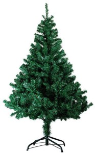 skyasia pine 5 ft 016 ft artificial christmas tree green - Christmas Decorations List