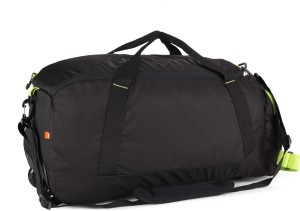 2a6650c45a Wildcraft Rover 2 Travel Duffel Bag Black Green Best Price in India ...
