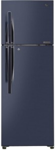 LG 335 L Frost Free Double Door Top Mount 3 Star Refrigerator