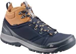 0c0340eac0b Quechua by Decathlon NH100 Hiking Trekking Shoes For Men Brown Best ...