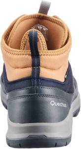 26898b17c5a4 Quechua by Decathlon NH100 Hiking Trekking Shoes For Men Brown Best ...