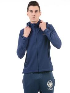 U.S. Polo Assn Full Sleeve Solid Men Sweatshirt