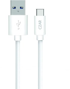 CZAR Braided Long Cord USB Type A to C / USB Type-C to USB-A(USB 2.0) USB C Type Cable