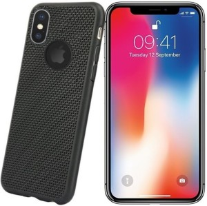 iPaky Back Cover for Apple iPhone X