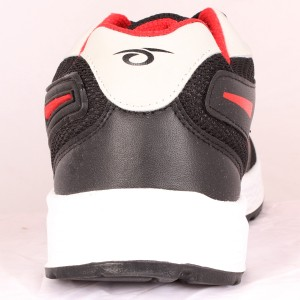 f9b1e88877a56 Prozone Prozone P-233-BlackRed Men s Sports Shoes Cricket Shoes For MenBlack