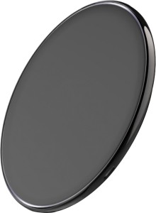 Taslar Ultra Thin Qi Wireless Charging Pad for Apple iPhone 8 / 8 Plus / X, Galaxy S8 / S8 Plus, Note 7 / 8 Etc Charging Pad