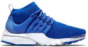 cb5a5f535f04f adibon Air Presto Ultra Flyknit Running Shoes For Men ( Blue )