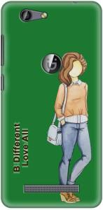 Zapcase Back Cover for Gionee F103 Pro
