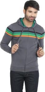 United Colors of Benetton. Full Sleeve Self Design Men's Sweatshirt