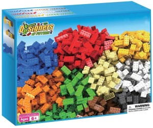 Webby Building Blocks Construction Set Compatible to Lego