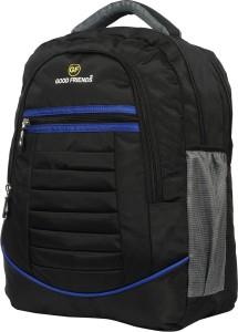 GOOD FRIENDS Blue New Model 2018 School Waterproof School Bag