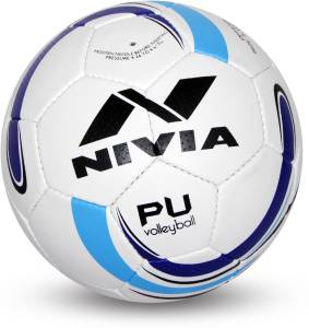 Nivia PU Volleyball Volleyball - Size: 4