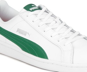 303fe8aef31 Puma Puma Smash L IDP Sneakers For Men White Green Best Price in ...