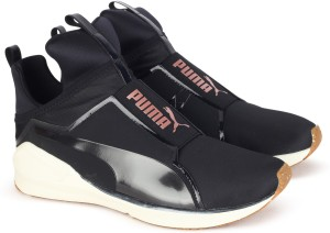 8d1299f13842 Puma Fierce VR Wn s Training Gym Shoes For Women Black Best Price in ...