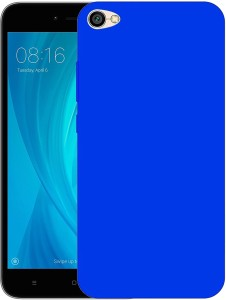 on sale 4e7b4 1bb8b Flipkart SmartBuy Back Cover for Mi Redmi Y1 LiteRoyal Blue, Plastic