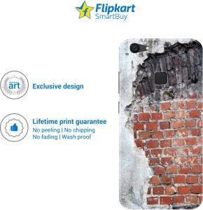 new product f0a50 50f9e Flipkart SmartBuy Back Cover for Vivo V7 PlusMulticolor, Plastic