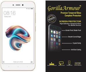 Gorilla Armour Nano Liquid Screen Protector for Mi Redmi Note 5 Pro