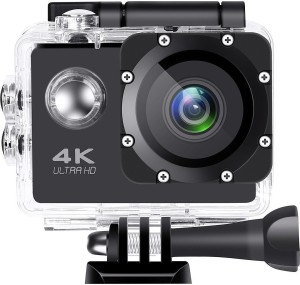 Clearex 4K Wifi Waterproof 2 inch LCD Sports Action Waterproof Camcorder 1080P mini HD Sports and Action Camera