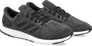 946d2aecf Adidas PUREBOOST DPR Running Shoes For Men Grey Best Price in India ...